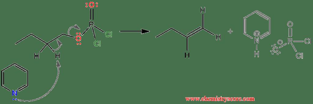 Alkenes From Alcohols Pocl3 Chemistryscore