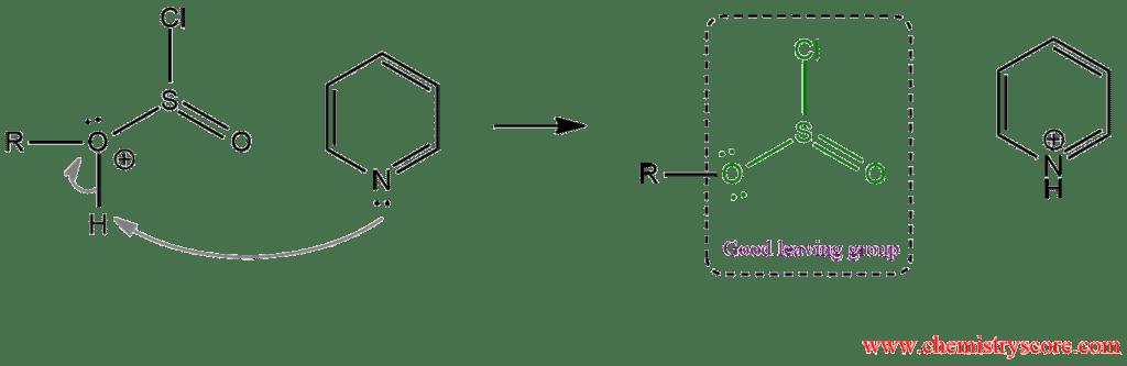 Socl2 Pyridine