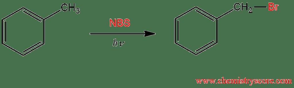 Side Chain Bromination Chemistryscore