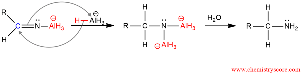 Reduction to amines [LiAlH4] - ChemistryScore