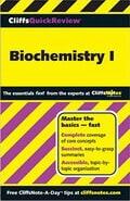 CliffsQuickReview-Biochemistry-I