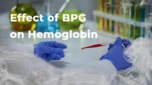 Effect of BPG on Hemoglobin
